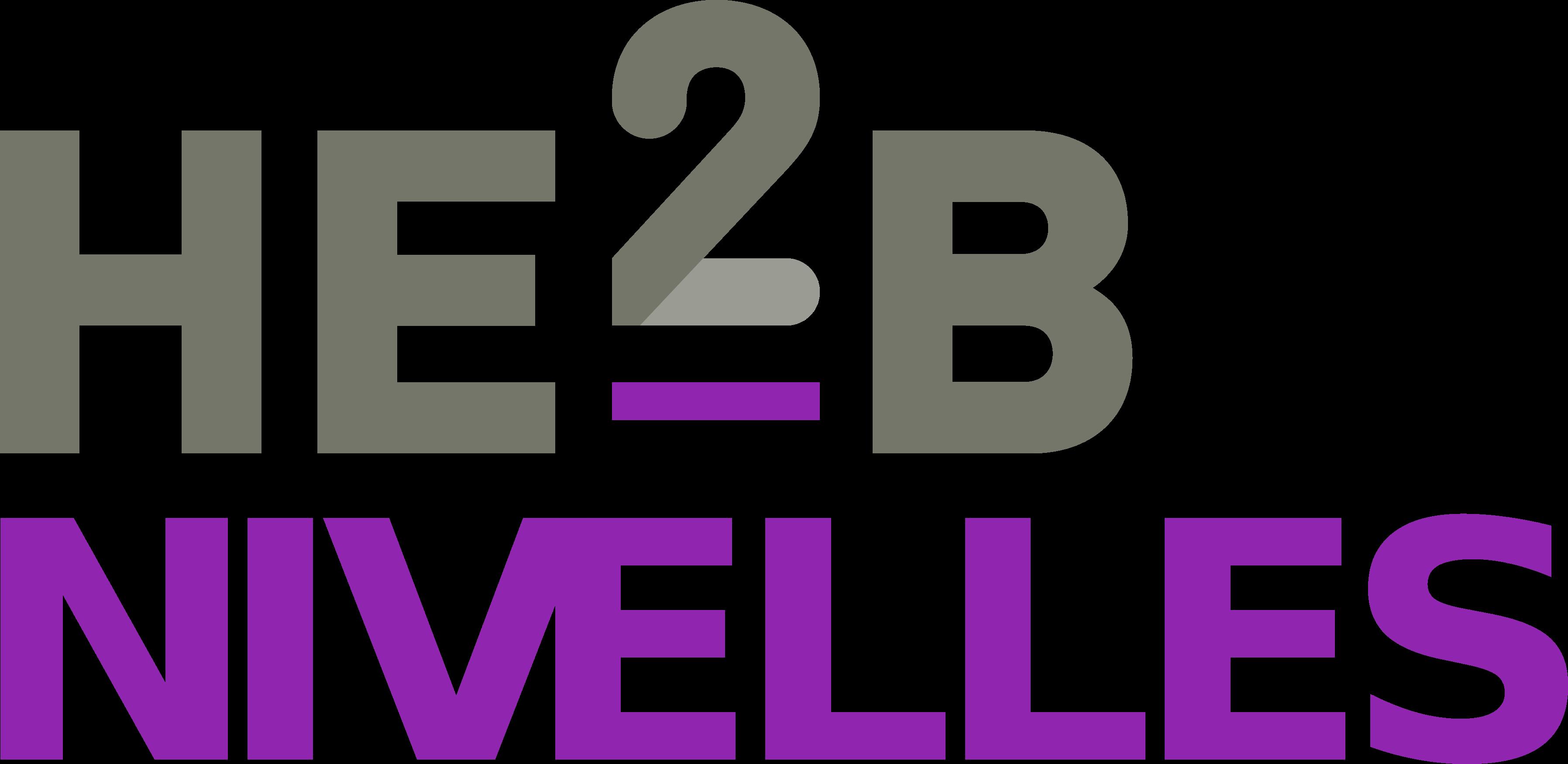 Logo Nivelles HE2B